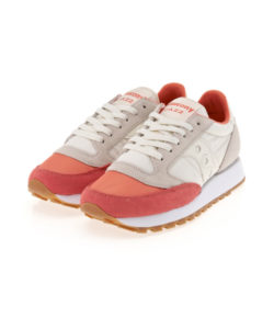 Saucony Jazz Original Coral & Cream