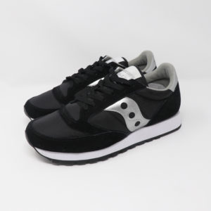 Saucony Jazz Black Silver