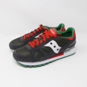 Saucony Shadow Original grey green