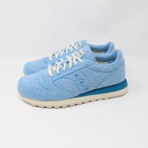 Saucony Jazz Original Blue Quilted