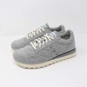 Saucony Jazz Original Grey Quilted