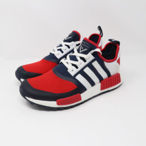 Adidas x White Mountaineering NMD Trail Red