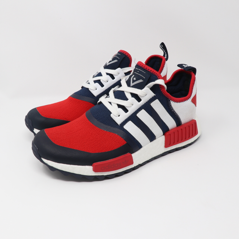 purchase cheap d78d7 35553 Adidas x White Mountaineering NMD Trail Red
