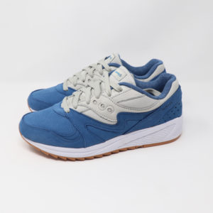 Saucony Grid 8000 Light Blue & Grey