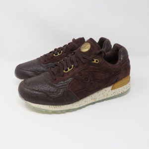 Saucony Shadow 5000 Chocolate Pack Brown