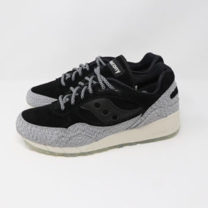 Saucony Shadow 6000 Dirty Snow II Black & Grey