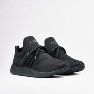 RAVEN MESH S-E15 BLACK REFLECTIVE - MEN1