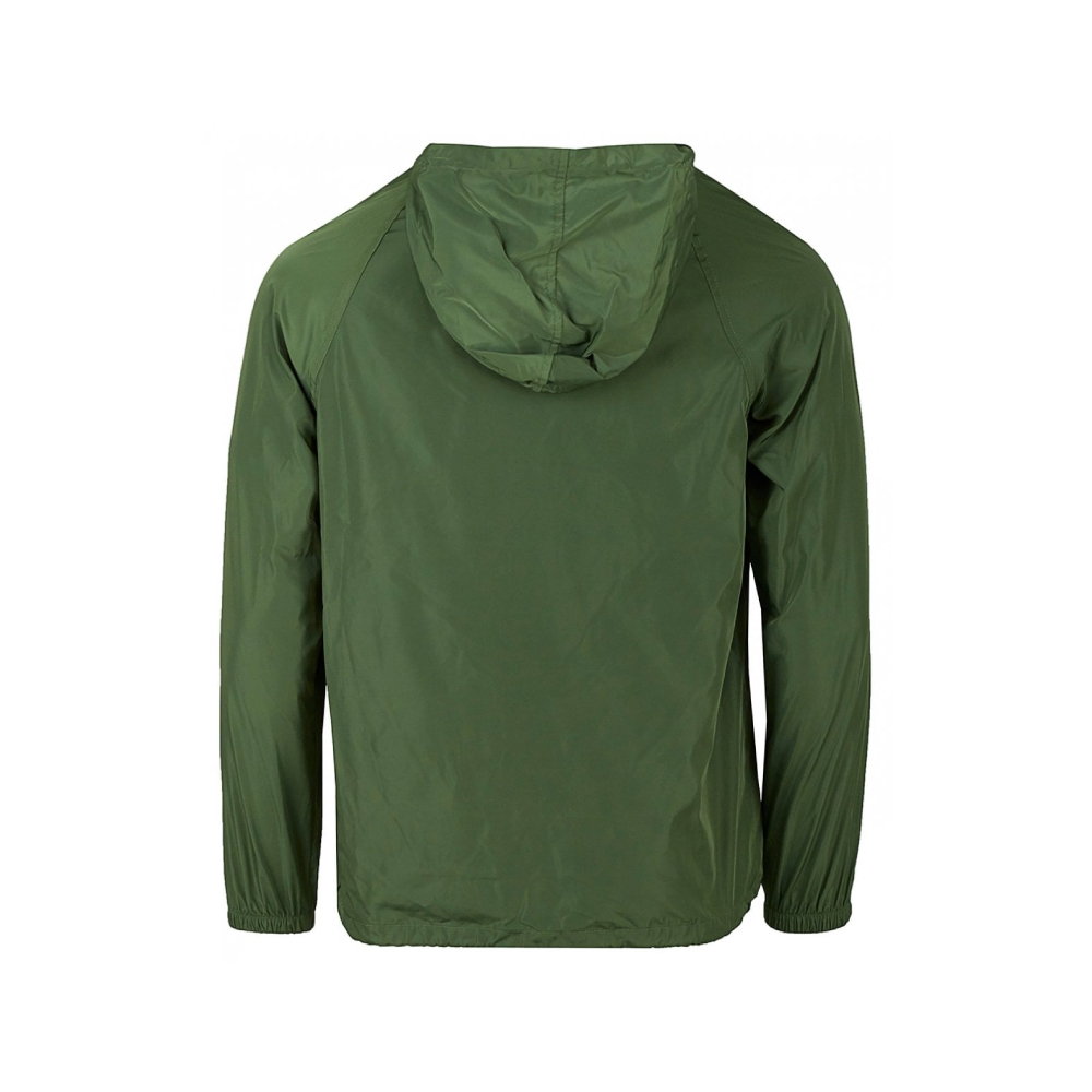 Champion-Reverse-Weave-Windbreaker-Olive-2
