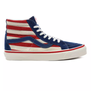 Vans-Anaheim-Factory-Sk8-High-38-DX-OG-Blue-OG-Red-Stripes