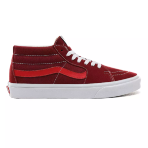 Vans-Retro-Sport-Sk8-Mid-Biking-Red-Poinsettia 1
